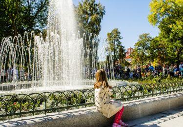 Bernardinai Garden, 1,5 km