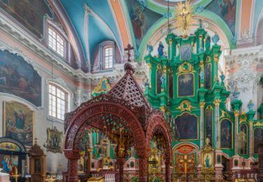 Orthodox Church of Holy Spirit, 250 m