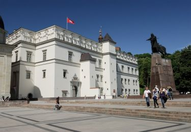 Palace of the Grand Dukes of Lithuania, 1,5 km