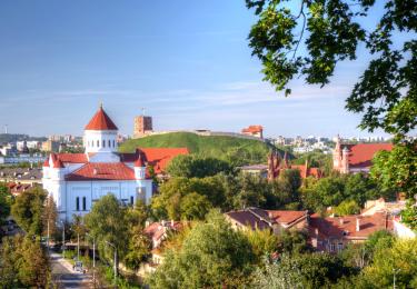 Vilnius Panoramic Tour, 550 m